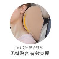 汽车头枕护颈枕靠枕颈枕记忆棉靠垫枕车内车载座椅颈椎枕用品四季