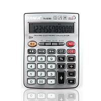 信发(TRNFA)TA-6298金融理财钞验计算器多功能闹钟语音计算机