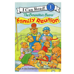 英文原版 The Berenstain Bears' Family Reunion