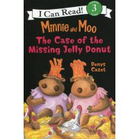 Minnie and Moo: The Case of the Missing Jelly