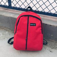 包包新款双肩包女包大容量旅游背包男百搭休闲初高中学生书包促销
