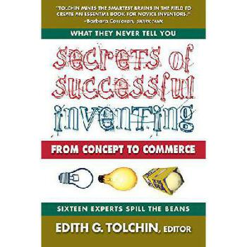 【预订】Secrets of Successful Inventing: From Concept to Commerce 美国库房发货,通常付款后3-5周到货!