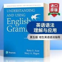 英语语法理解与应用 英文原版 第五版 Understanding and Using English Grammar