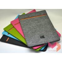 轻若无物 微软Surface pro2 缓冲包 羊毛毡 内胆包 保护套袋