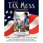 【预订】Annual Tax Mess Organizer for Writers, Artists, Self-Pu