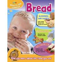 英文原版 Bread (Whats for Lunch)