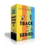 杰森・雷诺兹跑步套装 NBA科比推荐 纽伯瑞作家 成长与跑步 英文原版 Jason Reynolds's Track