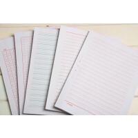 九月原创文具6本540张书写报告纸信纸批发草稿纸格子纸材料纸