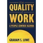【预订】The Quality of Work: A People-Centred Agenda