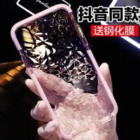 苹果X手机壳新款7plus硅胶套软全包防摔8x抖音iPhone7潮牌6s女款