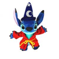 星际史迪仔毛绒玩具史迪奇抱小金小甘公仔儿童礼物生日礼物 约28CM
