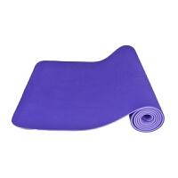 初学者瑜伽垫加厚加宽80防滑儿童舞蹈垫健身运动垫子无味瑕疵 6mm(初学者)