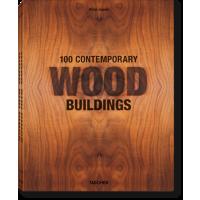 当代经典木质建筑100例 珍藏版100 Contemporary Wood Buildings 建筑设计画集