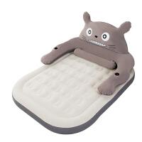 充气床垫加厚家用折叠双人床卡通充气垫床龙猫床地铺午休床简易床