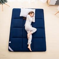 防潮打地铺睡垫儿童床垫睡觉铺垫单人双人床上铺的地垫可折叠