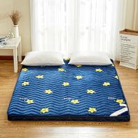 【支持礼品卡】加厚床褥床垫1.5m床1.8m床海绵床垫单人1.2米学生宿舍床垫地铺垫3rp