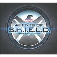 英文原版 Marvel's Agents of S.H.I.E.L.D.: Art of the Series Slip