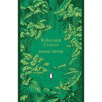 现货英文原版 鲁滨逊漂流记 Robinson Crusoe 企鹅经典文学书籍 Daniel Defoe 进口书正版