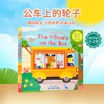 【发顺丰】英文原版 The Wheels on the Bus 巴士上的轮子 Sing Along with Me 童