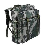 A迷彩双肩战术背包 携行具06作训包户外包单兵背囊