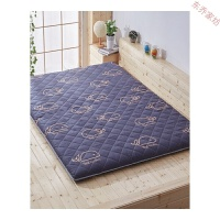 床垫1.2米榻榻米地铺睡垫学生宿舍加厚海绵1.5m/1.8m双人床褥子垫被