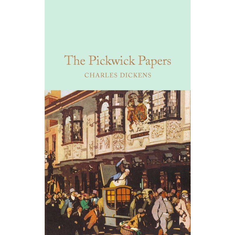 Collectors Library系列:匹克威克外传 英文原版 The Pickwick Papers