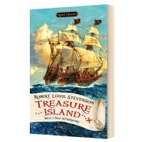 金银岛 现货英文原版 Signet Classics: Treasure Island 世界名著 海盗小说 进口书籍正版
