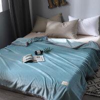 冬季毛毯午睡小毯子加厚珊瑚绒空调法兰绒学生宿舍毛绒床单被子夏床毯垫夏凉毯老式加厚纯棉毛巾被溥毛毯床上