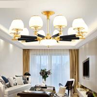【支持礼品卡】客厅灯后现代简约风格大气家用餐厅吊灯LED大厅主卧室北欧灯具n7e