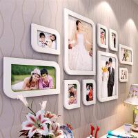 墙面装修饰婚纱儿童相框新款欧式木质照片墙相框墙