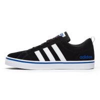 Adidas阿迪达斯 男鞋 2017新款 NEO低帮帆布鞋休闲鞋板鞋 B74499 现