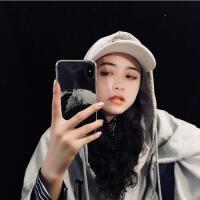 CLORY简约富士山苹果XsMax手机壳iPhoneXr/8plus/7/6s透明壳