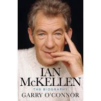 英文原版 伊恩・麦克莱恩:传记 Ian McKellen: The Biography 魔戒 指环王 人物传记 加里 奥