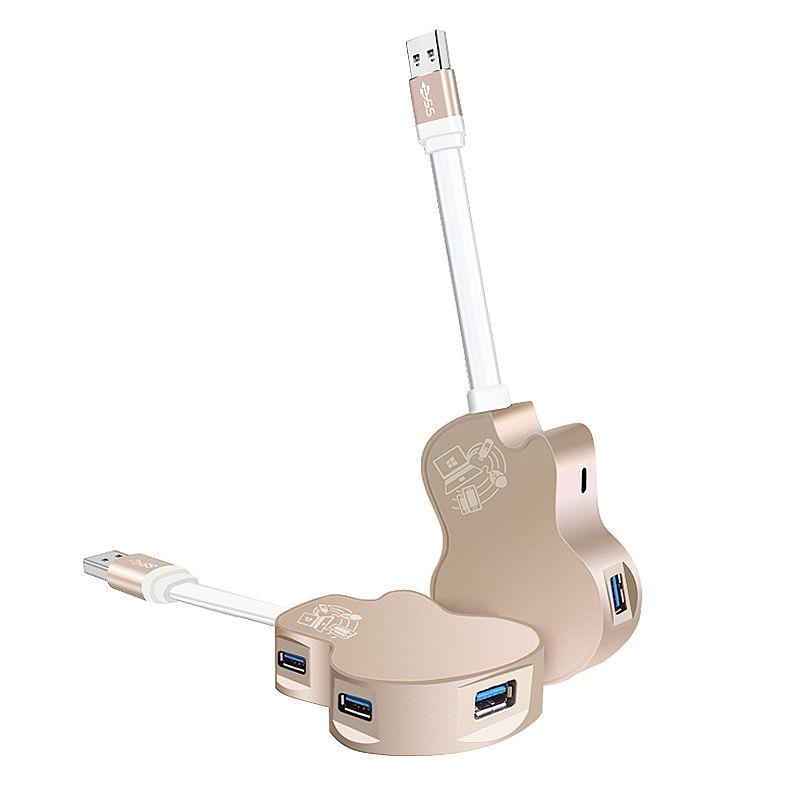 USB分线器集线器微软Surface Pro6/5/4/3/2/RT平板笔记本扩拓展坞Lap2
