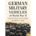 【预订】German Military Vehicles of World War II: An Illustrate