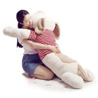 趴趴狗毛绒玩具娃娃大号睡觉抱枕公仔长条枕玩偶韩搞怪超萌女孩