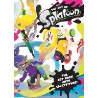 The Art of Splatoon 《喷射战士》游戏制作画册 英文原版 精装 任天堂
