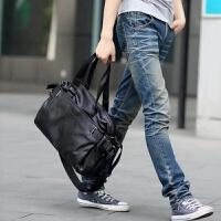 时尚男士手袋休闲包多功能男包包手提包单肩包斜挎包男大容量