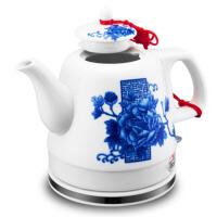 家用烧水壶功夫煮茶器大容量陶瓷电热水壶自动断电