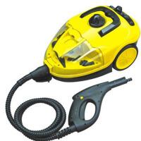 家用高温高压蒸汽清洁机拖把厨房油烟机清洗机器汽车桑拿贴膜挂烫机 黄色
