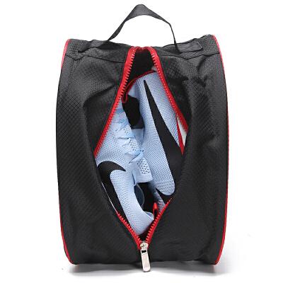 瑞士军刀 鞋套旅行鞋子收纳袋防水防潮鞋袋户外折叠男女运动便携鞋包