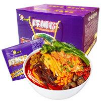 好欢螺螺蛳粉300g*10袋广西柳州螺狮粉礼盒装包邮螺丝粉原味特产