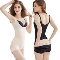 束身美体塑形内衣肚子女薄塑身连体衣束腰收腹产后燃脂衣
