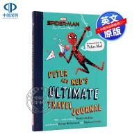 蜘蛛侠2:英雄远征 彼得与内德旅行日记 英文原版 精装Spider-Man: Far From Home: Peter