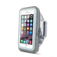 男女运动臂带手机包手腕包脚腕包触屏户外跑步手机臂包耳机孔设计