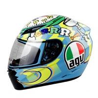 摩托车头盔全盔 防雾罗西46手套K3 男女全覆式头盔 冬夏季