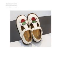 女童小皮鞋宝宝软底软面皮小学生单鞋秋季新款公主鞋韩版奶奶鞋潮