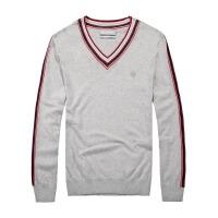 思莱德男士时尚商务休闲针织衫11-2-2-411124038104