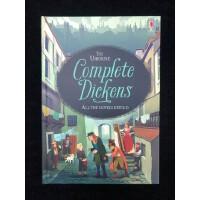 英文原版 狄更斯 儿童插图版全集 Usborne全彩精装 Complete Dickens