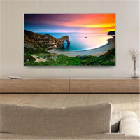 LG 75UH6550 75英寸4K高清 IPS硬屏 臻广色域 四核纤薄机身 智能电视